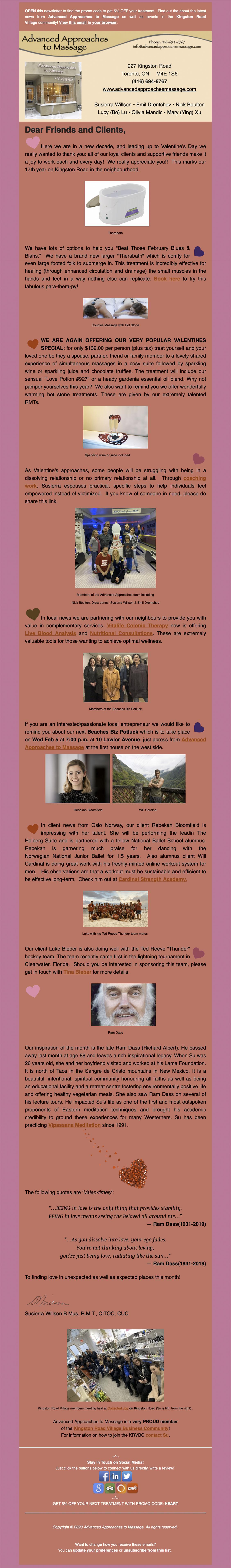 Newsletter 2020-02-04