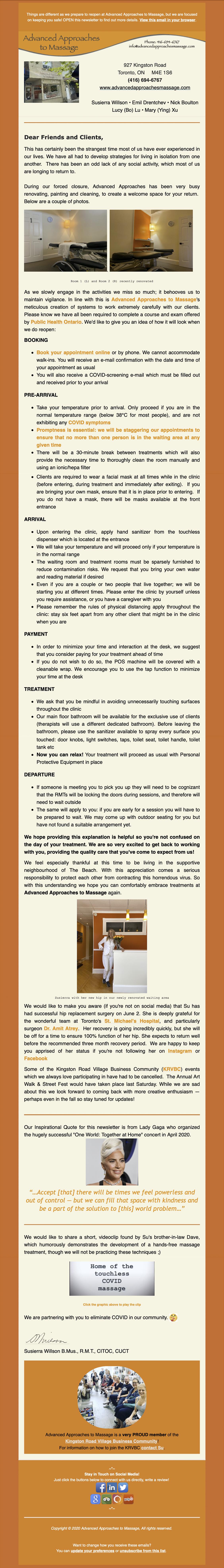 Newsletter 2020-06-09