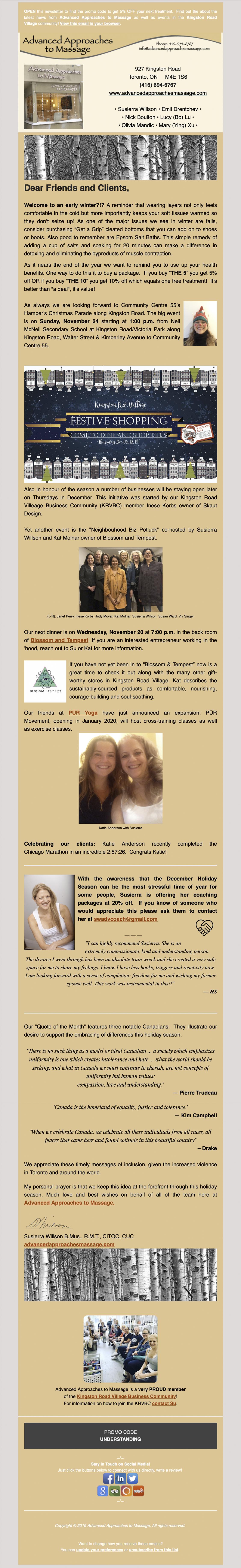 Newsletter 2020-11-19